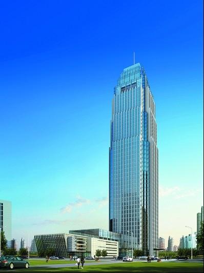 黑龙江钢结构第一高楼